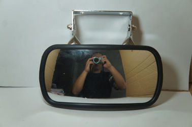 China Silver Color Truck Car Auxiliary Mirror Metal Back Cover With Chrome supplier