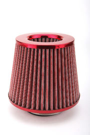 Red Mushroom Head Cold Air Intake Kits Air Filter Mass Flow Air Intakes